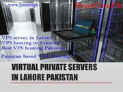 VPS server in Pakistan