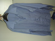 Boys School Shirts - Blue Aged 10