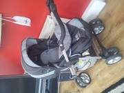 silvercross linear 3 in 1 pram including extras